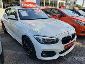 BMW 116-D M-Sport 19.900 €