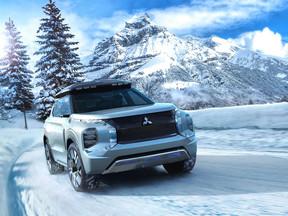 Mitsubishi presenta en el Salón de Ginebra el nuevo Engelberg Tourer y el servicio Dendo Drive House