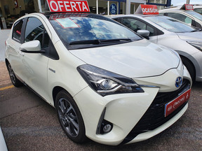 Toyota Yaris Hybrid 1.5 Automático 11.900* €