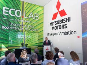 Mitsubishi Motors presenta EcoLab, un espacio de encuentro para resolver dudas sobre movilidad soste
