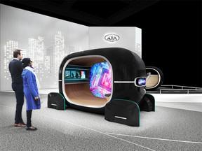 Kia se prepara para la era de la conducción postautónoma con tecnología de reconocimiento de emocion