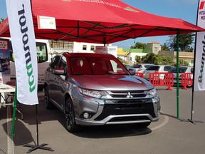 Mitsubishi Pro Cars Tenerife en la II Feria de la Energía y la Sostenibilidad