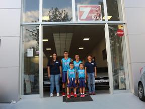 Kia Pro Cars Tenerife apuesta por el apoyo al baloncesto base en el Puerto de la Cruz