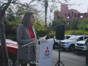 El área de Medio Natural y Seguridad del Cabildo de Tenerife recibe 14 vehículos Mitsubishi