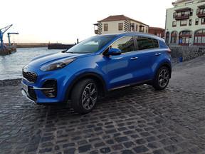 Kia Sportage: el SUV ideal para el día a día