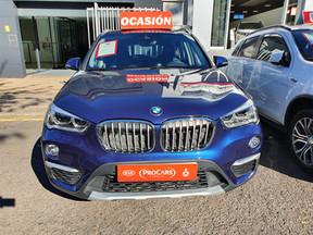 BMW X1 Automático 27.900* Euros