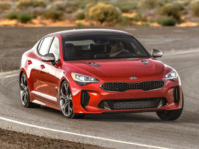 El kia Rio y el Stinger, ganadores en el estudio «Automotive Performance, Execution, and Layout» 201