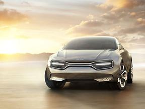 """""""Imagine by Kia"""": develado el nuevo compet car eléctrico"""