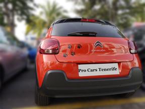 Citroen C3: con 18.000 KM y un año de garantía 12.500 Euros