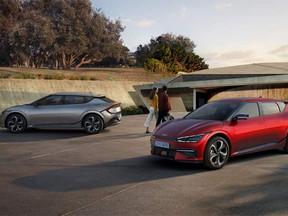 El Kia EV6 obtiene la certificación de  huella de carbono Carbon Trust