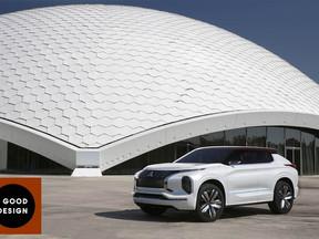 Los Mitsubishi Eclipse Cross y GT-PHEV Concept, premiados en los prestigiosos Good Design Awards