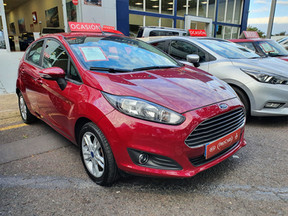 Ford Fiesta 1.3 6.900* Euros