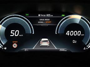 El nuevo Crooosver Kia XCeed presentará una nueva instrumentación digital