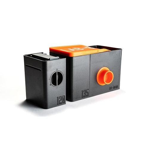 Lab-Box Kit 35mm & 120 modules w/ Monobath and FILM