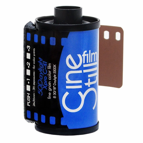 Cinestill 50D (Developing & Scanning Included)