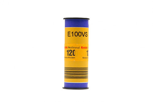 120 E6 Film Developing