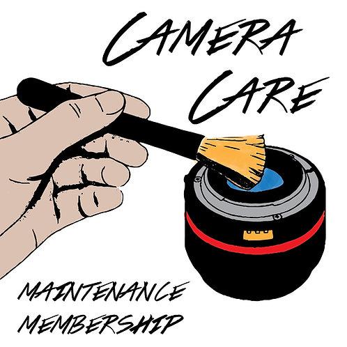 Camera Care - Membership