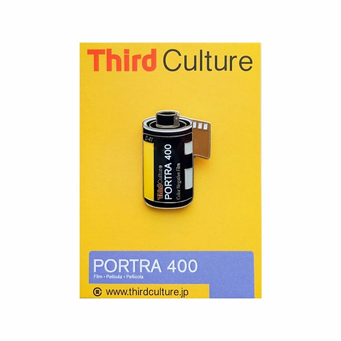 Portra 400 35mm Film Pin