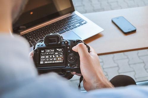 Private Online Camera Class