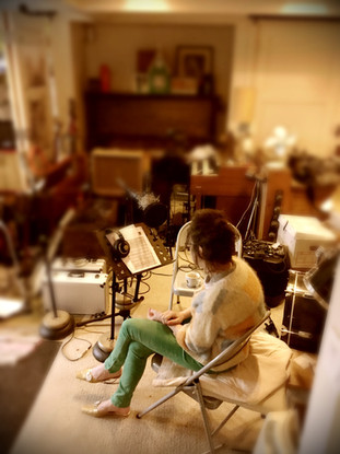 "Mary Margaret O'Hara - Recording ""Tell Me Why"""