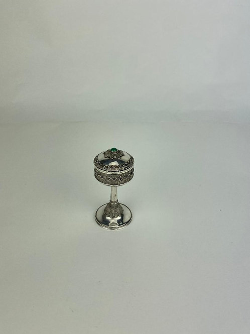 Stirling Silver Spice Container