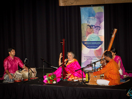 Ashwini spellbinds discerning Auckland audience