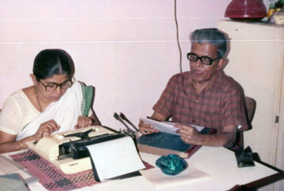 Mohan Nadkarni and Suniti