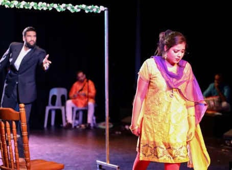 Musical draws fulsome applause