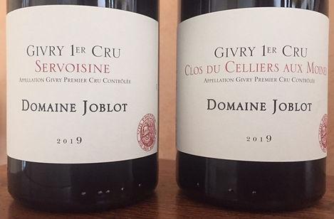 Domaine Joblot Givry 1er Cru