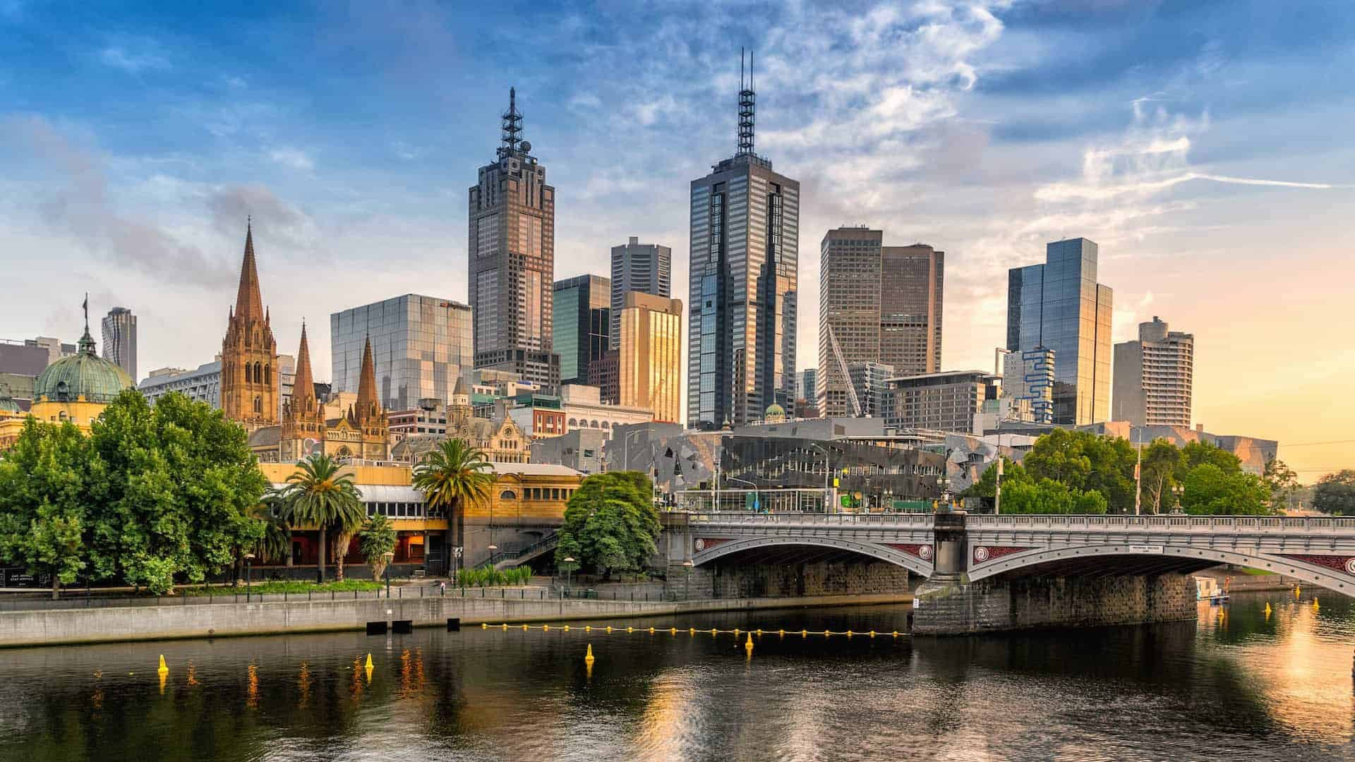 Meet with Helen & Darren in Melbourne