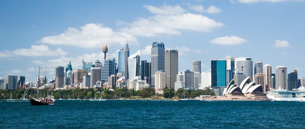 Meet with Helen & Darren in Sydney