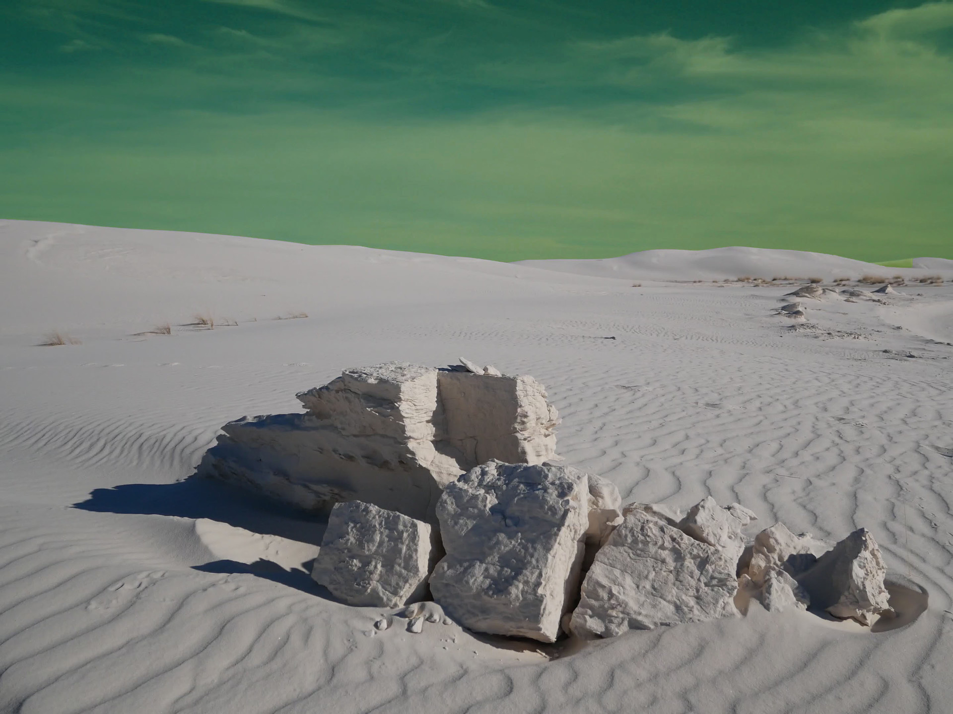 Sand Seclusion III