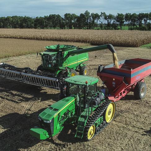 Agri-Management Solutions, Inc. Plot Harvest 2018