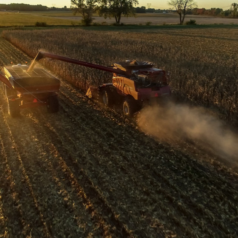 Mitzner Farms Harvest 2018