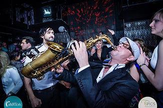 saxofon party frankfurt club