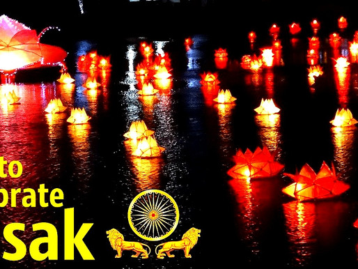 Vesak Festival on May 2021