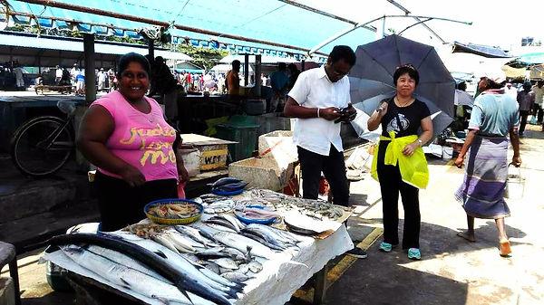 Sea food Sri lanka