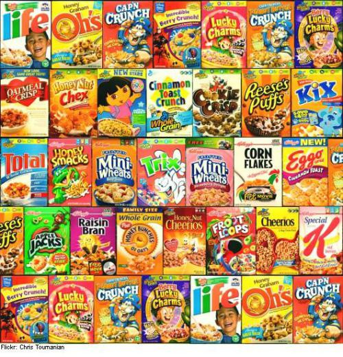 cereal killers diet
