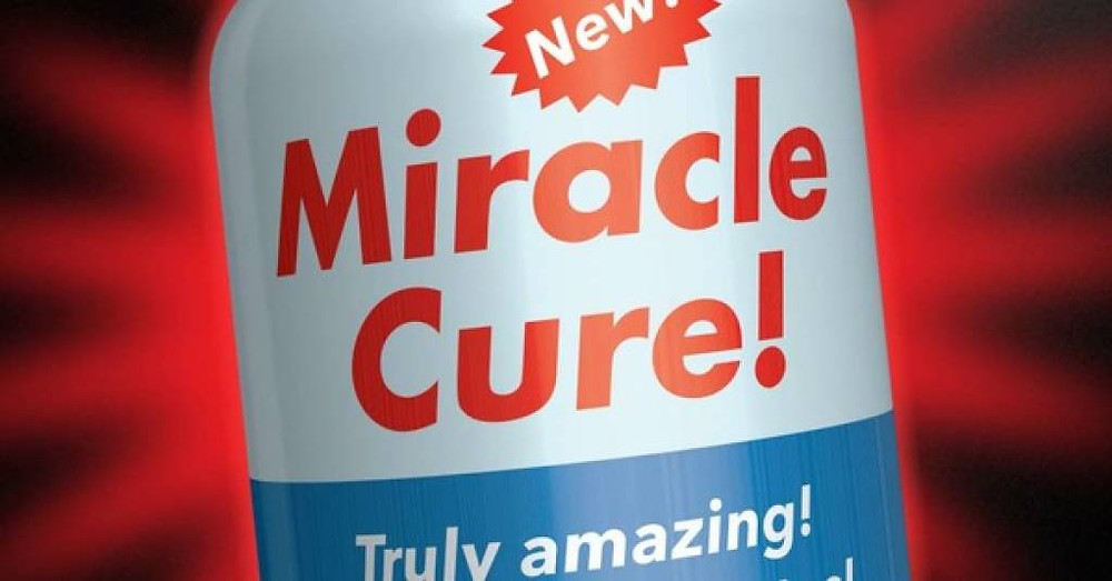 Miracle cure alternative medicine funny