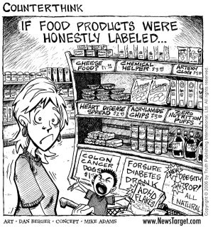 Food Labels are a Joke