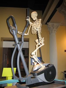 cardio skeleton overtraining