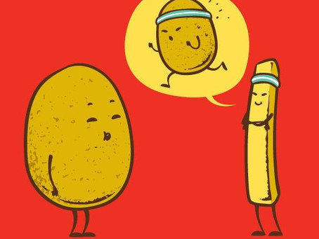 Potatoes Are Not Problematic