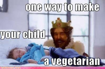 Vegetarians Vs. Omnivores