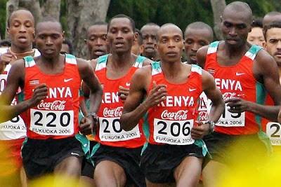 Untimely Circumcision and Marathon Running