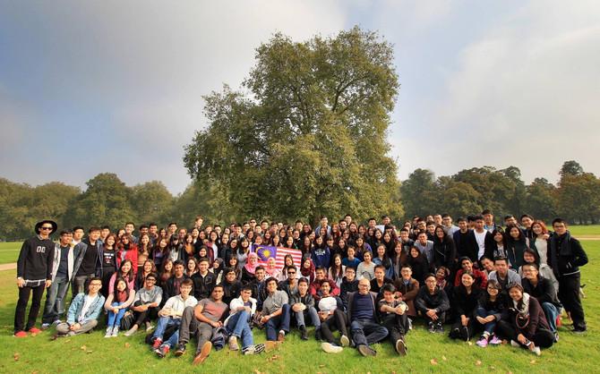 Hyde Park Picnic 2015
