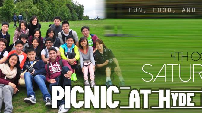 Picnic at Hyde Park