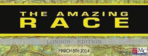 The Amazing Race 2014