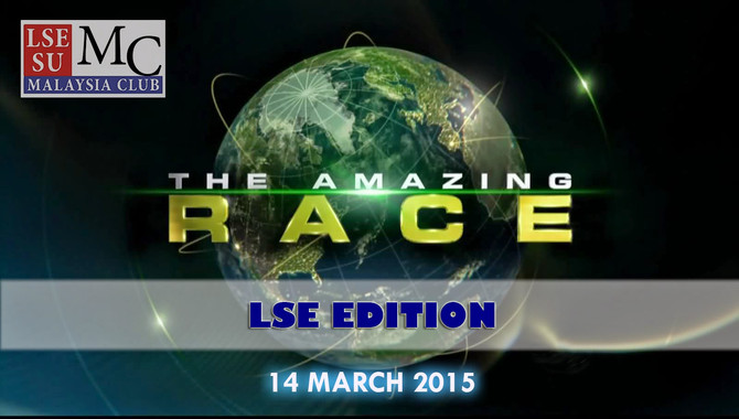 The Amazing Race 2015