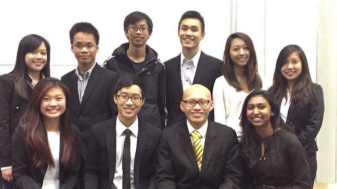 Executive Committee 2014/2015
