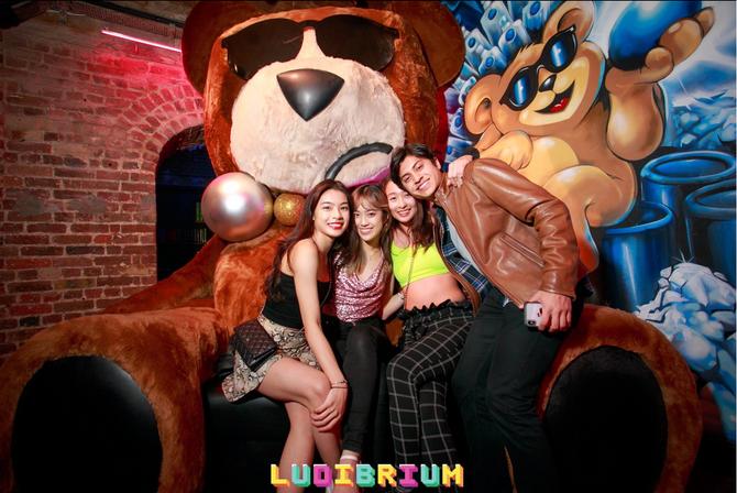 Ludibrium 2019